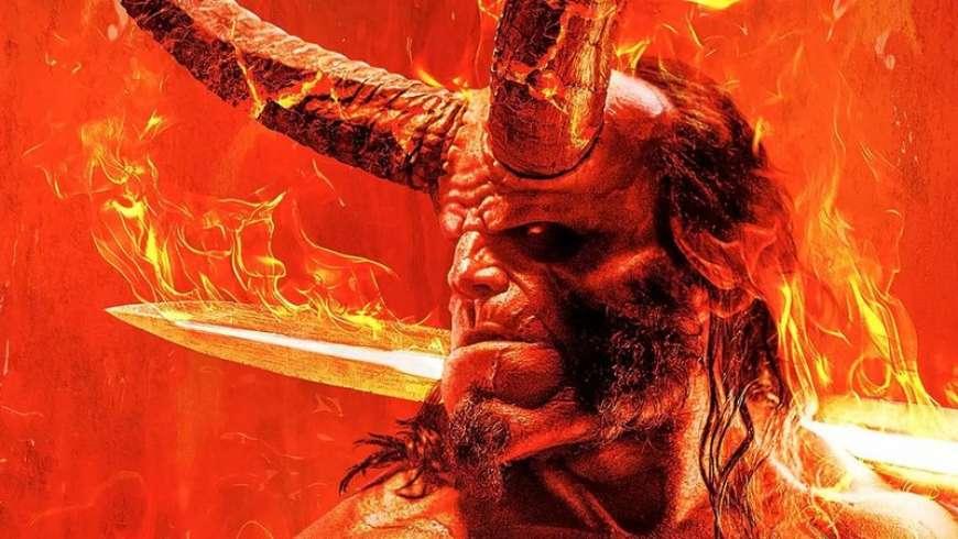 Hellboy s'affiche