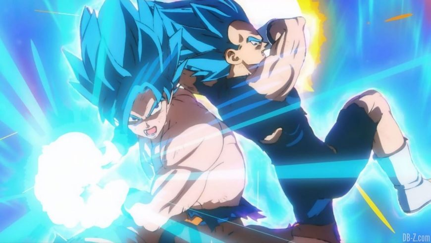 Dragon Ball Super Broly : le teaser en français