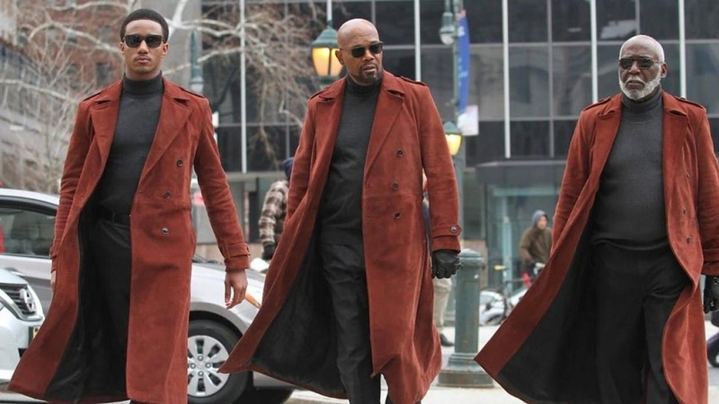 Le retour de Shaft en images