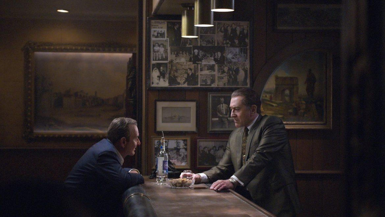 The Irishman : le gros trailer