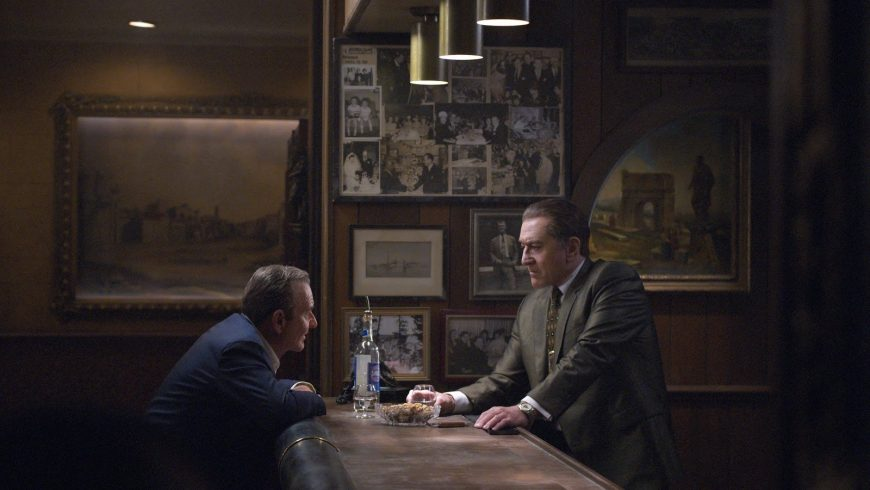 The Irishman : le gros trailer