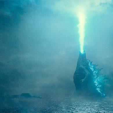 Godzilla II, Roi des Monstres : le gros trailer