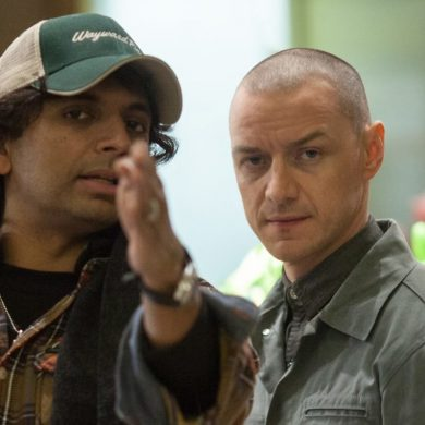 James McAvoy et M. Night Shyamalan présentent Glass