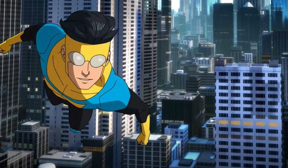 Invincible : la BD devient une série animée