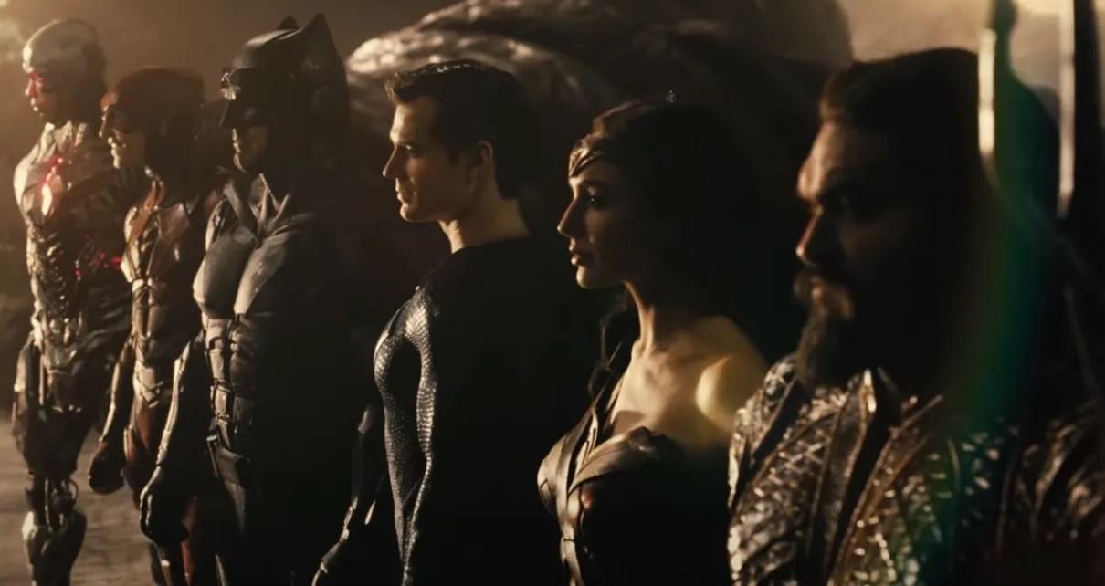 De nouvelles scènes bientôt en tournage pour la Snyder Cut — Justice League