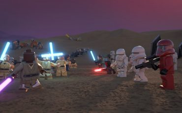 Star Wars Holiday Special : la bande annonce de la version Lego