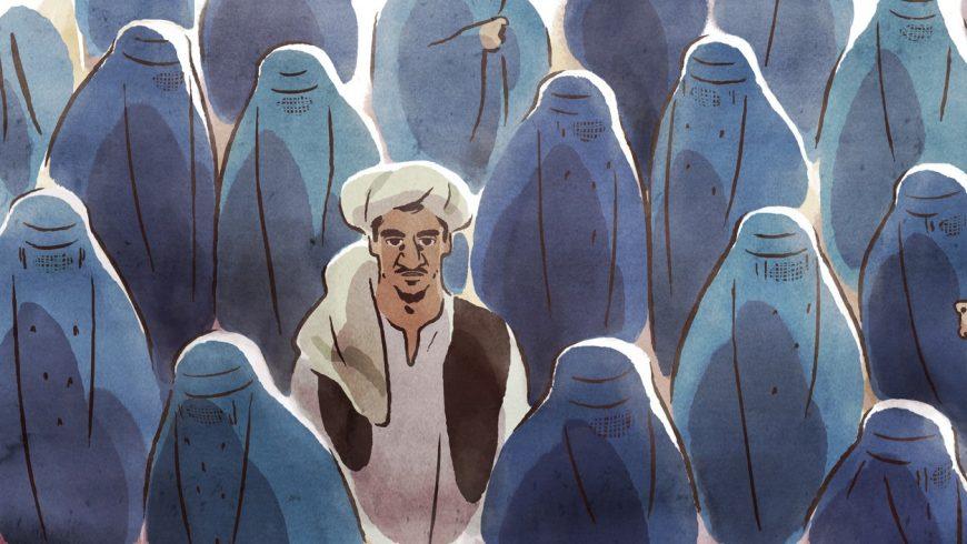 Les Hirondelles de Kaboul : Rencontre avec Eléa Gobbé Mevellec