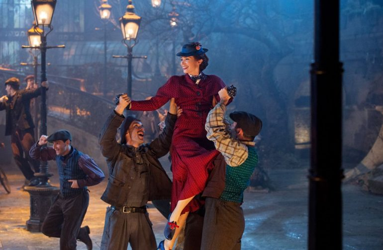 La Sortie de Projo : Le Retour de Mary Poppins