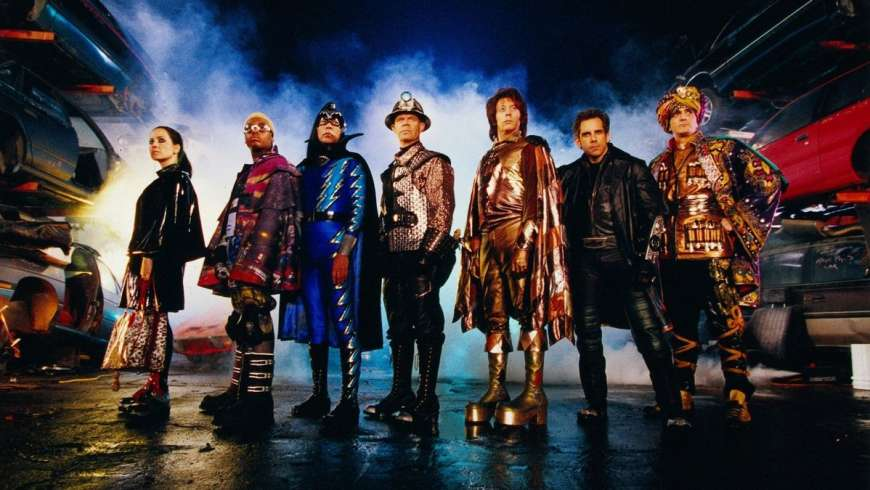 Critique : Mystery Men