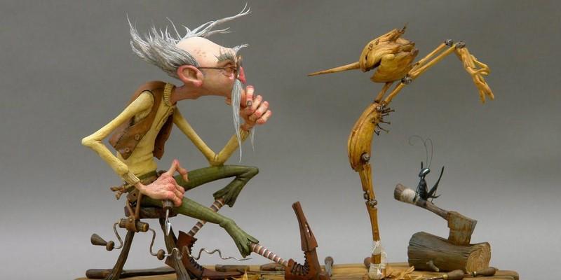 Pinocchio : une version musicale par Guillermo del Toro