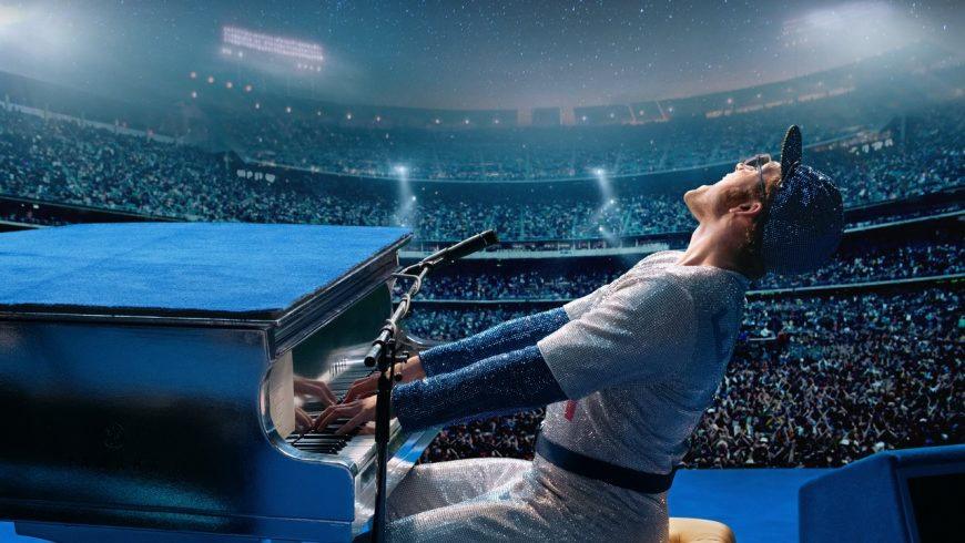 Critique : Rocketman
