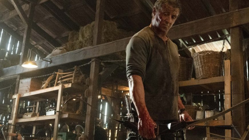 Rambo Last Blood : le gros trailer