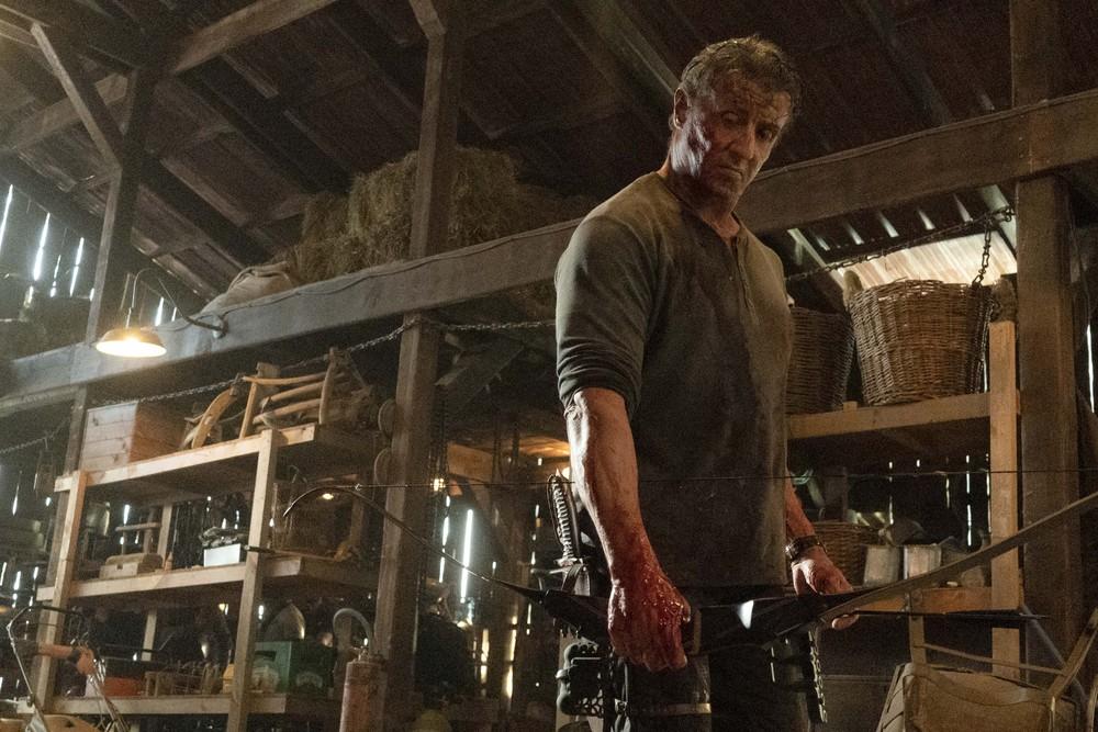Rambo Last Blood : le gros trailer