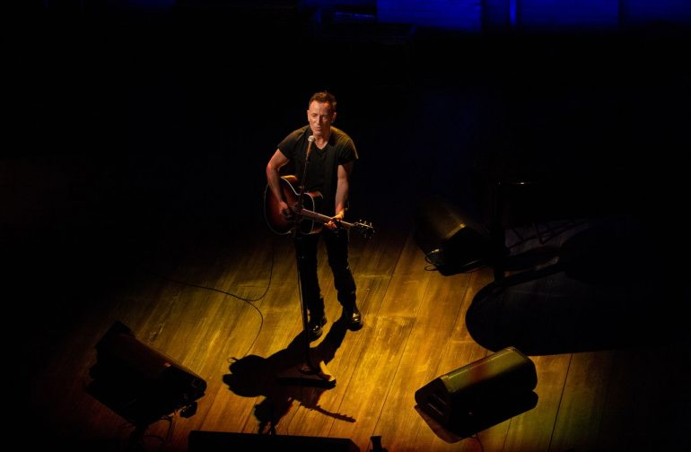 Critique : Springsteen On Broadway