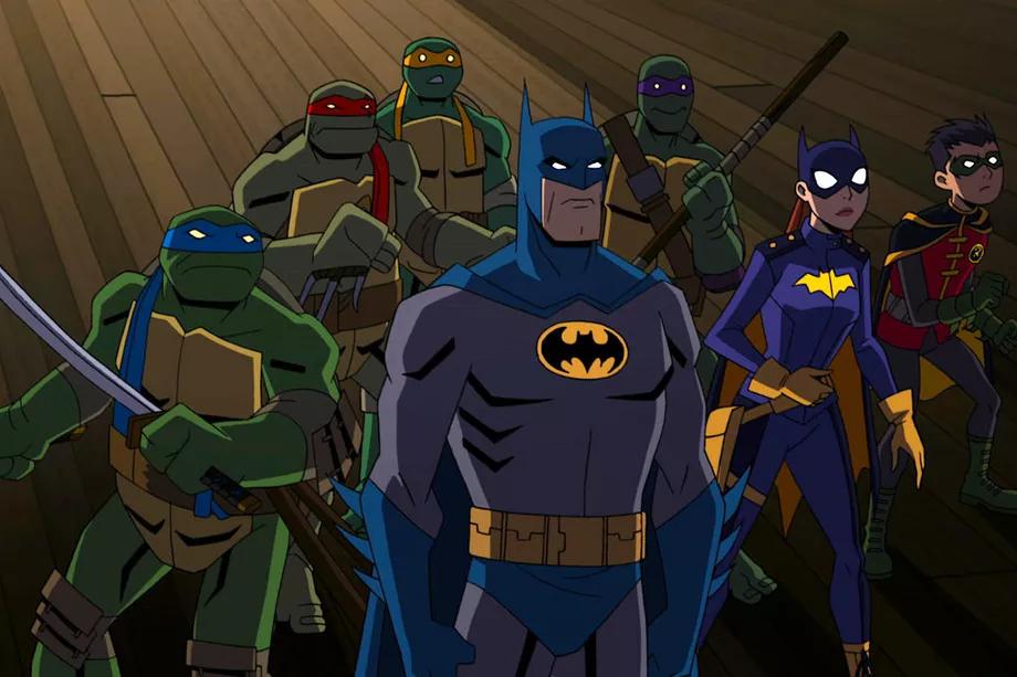 Batman contre les Tortues Ninja : la bande-annonce