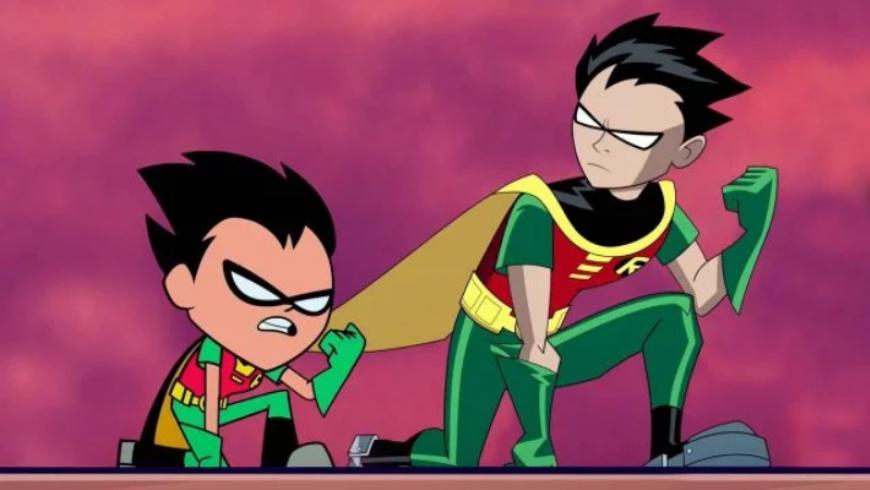 Teen Titans Go vs Teen Titans : la bande-annonce