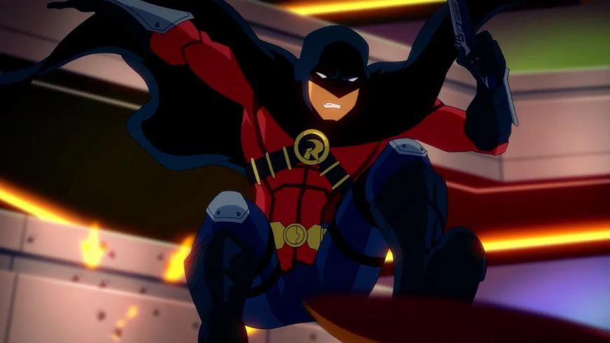 Batman Death in the Family : le film interactif en images
