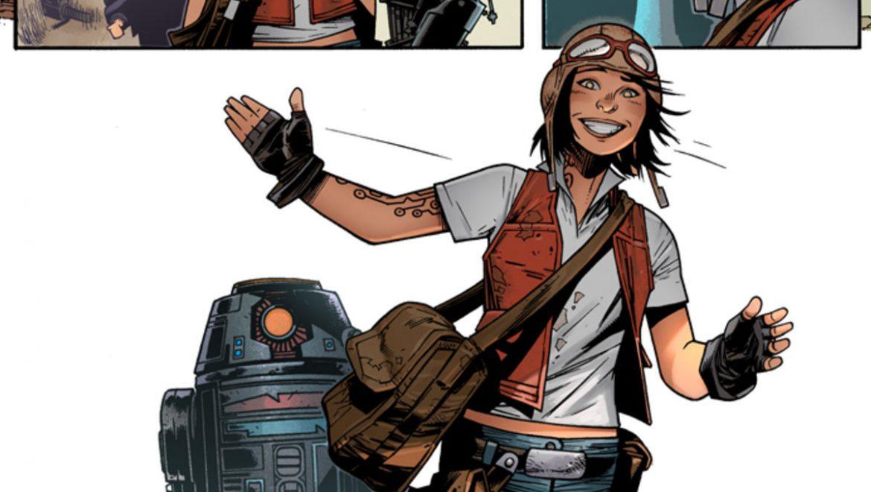 Star Wars : une nouvelle série par Leslye Headland