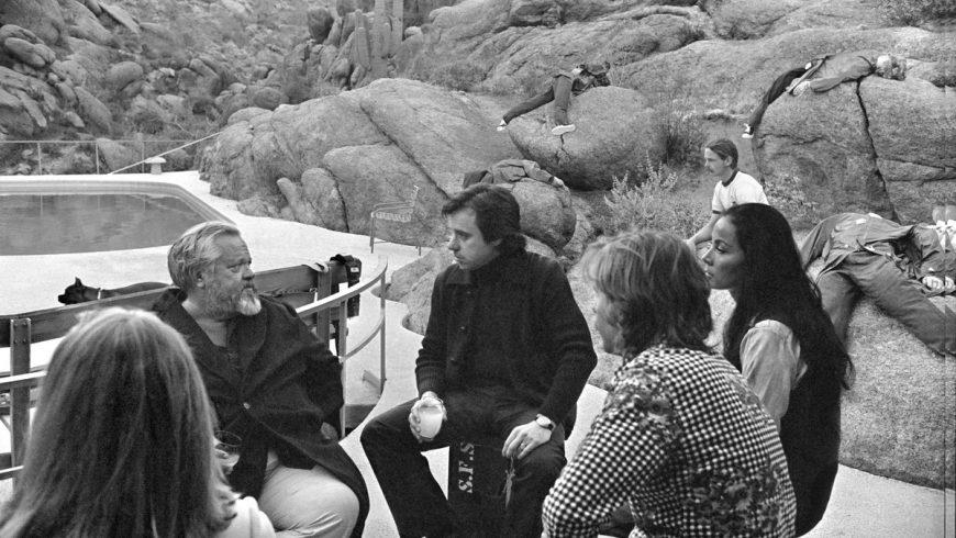 De l'Autre Côté du Vent : la bande-annonce de l'ultime Orson Welles