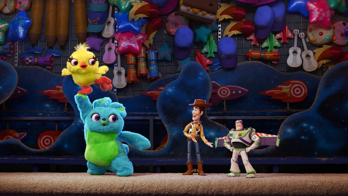 Toy Story 4 : le gros trailer
