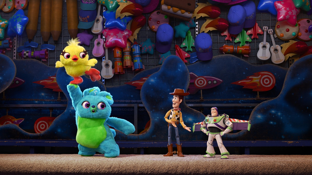 Toy Story 4: le gros trailer