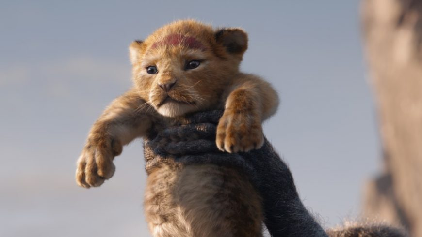 Le Roi Lion : le gros trailer