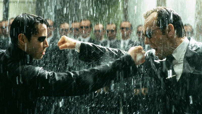 Un nouveau film en préparation par les Wachowski — Matrix