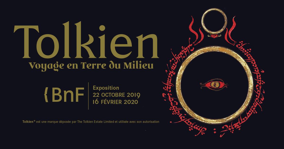 Voyage en Terre du Milieu : Tolkien s'expose à Paris