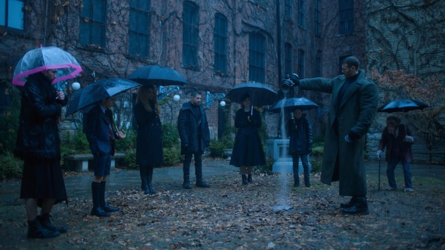 Critique : Umbrella Academy, les premiers épisodes