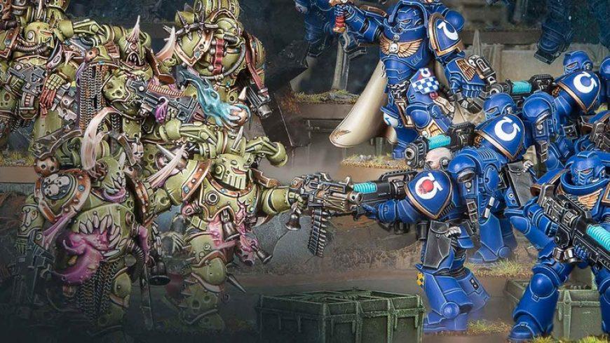 Warhammer 40 000 bientôt en série
