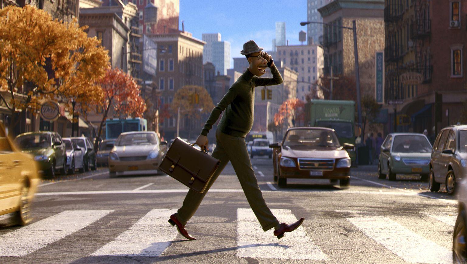 Soul : le prochain Pixar se dévoile dans une première bande annonce