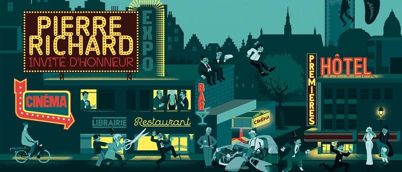 CineComedies à Lille du 27 au 30 septembre