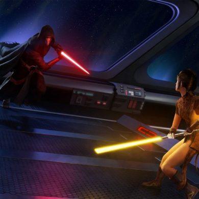 Star Wars : l'Ancienne République par Laeta Kalogridis ?