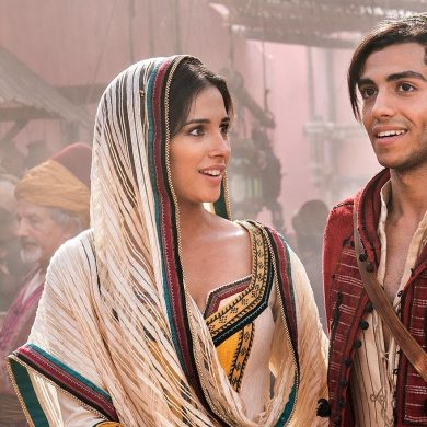 Aladdin : les premières photos