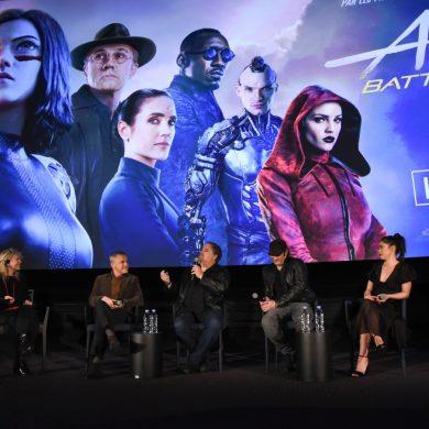 Alita Battle Angel : Rencontre avec Jon Landau, Robert Rodrigue, Rosa Salazar et Christoph Waltz