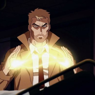Critique : Constantine, City of Demons