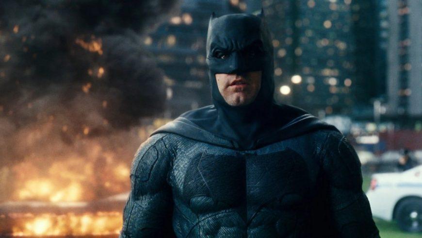 The Flash : Ben Affleck de retour en Batman
