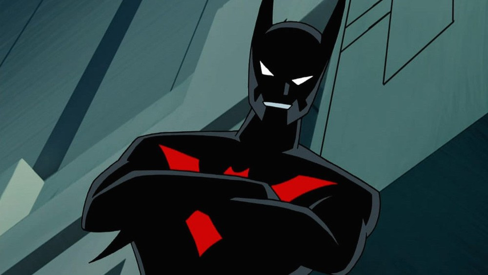 Comic Con – Batman Beyond : la série animée en blu-ray