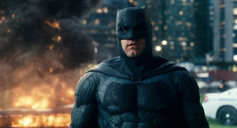 The Flash : Ben Affleck de retour en Batman