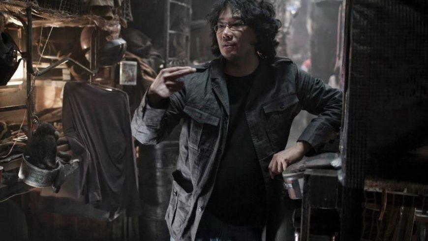 Rencontre avec Bong Joon Ho et Jean-Marc Rochette