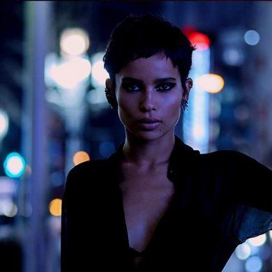 The Batman : Zoe Kravitz est Catwoman