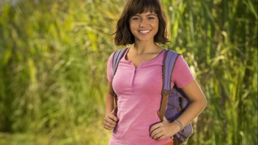 Dora l'Exploratrice : la première photo