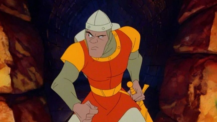 Dragon's Lair : le film, avec Ryan Reynolds