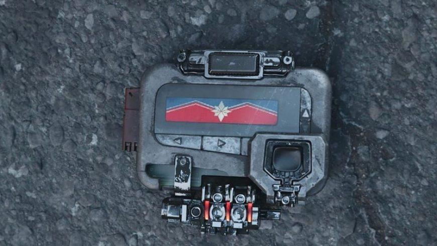 Captain Marvel : les premières images
