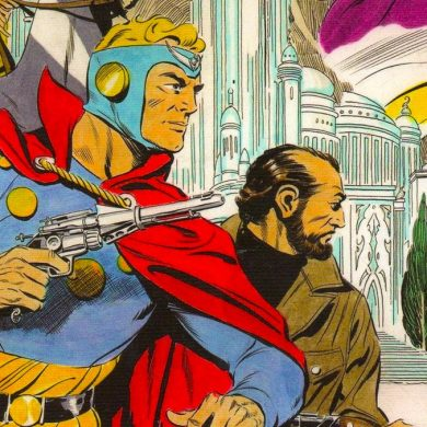 Flash Gordon : un film d'animation par Taika Waititi ?