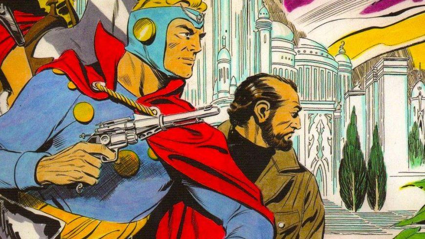Flash Gordon : un film d'animation par Taika Waititi ?