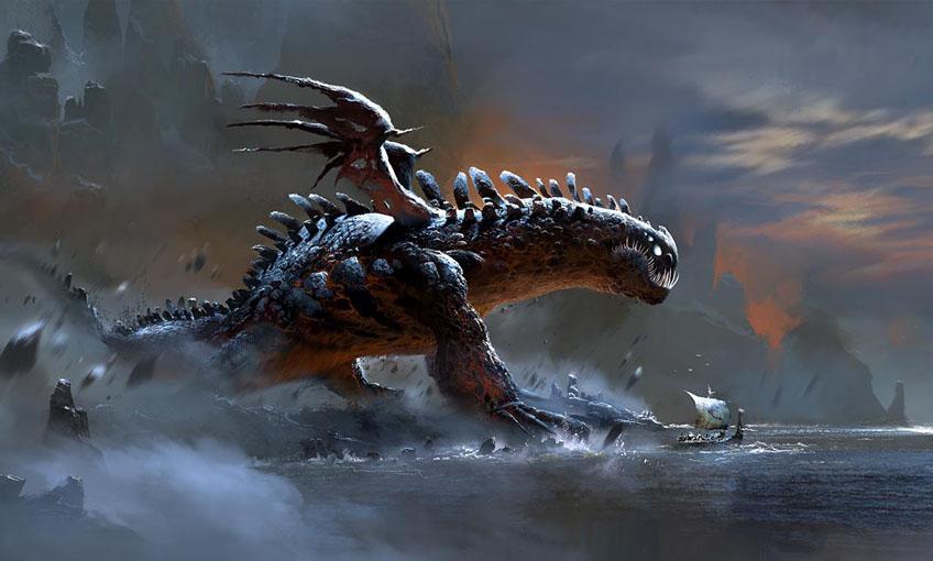 La trilogie Dragons s'expose à Paris