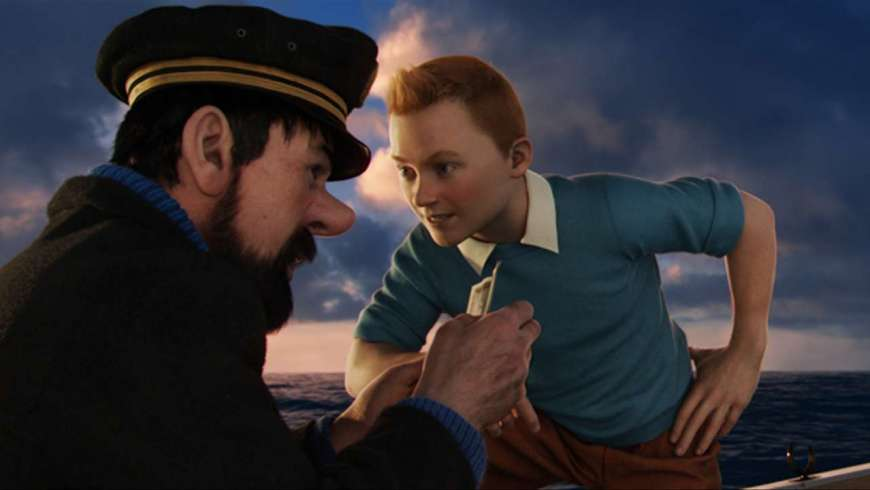 Critique : Tintin et le Secret de la Licorne