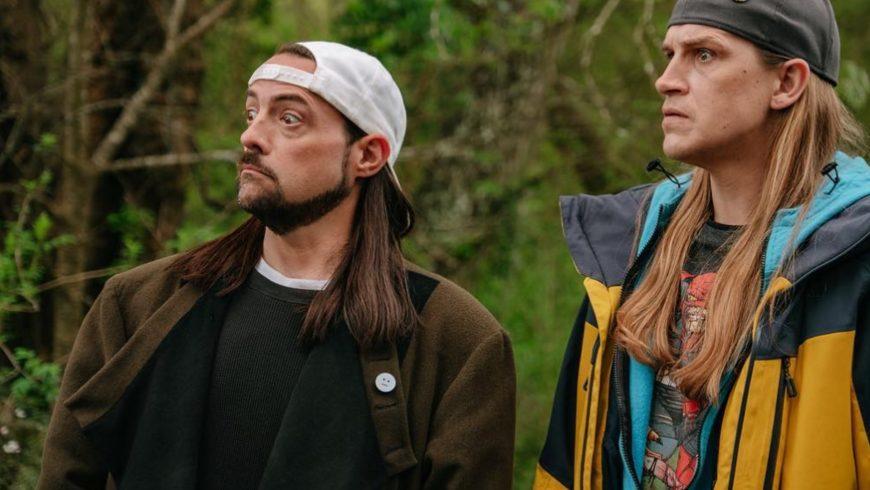 Comic Con – Jay & Silent Bob Reboot : la bande-annonce