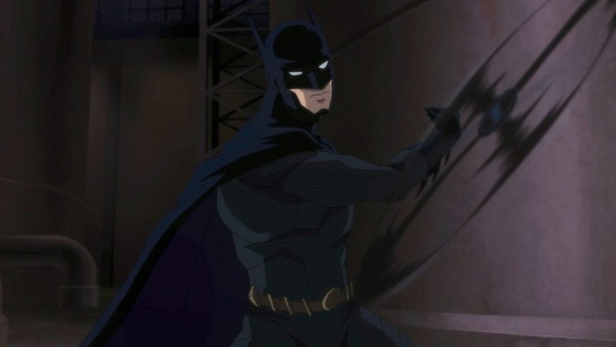 Batman Hush : la bande-annonce
